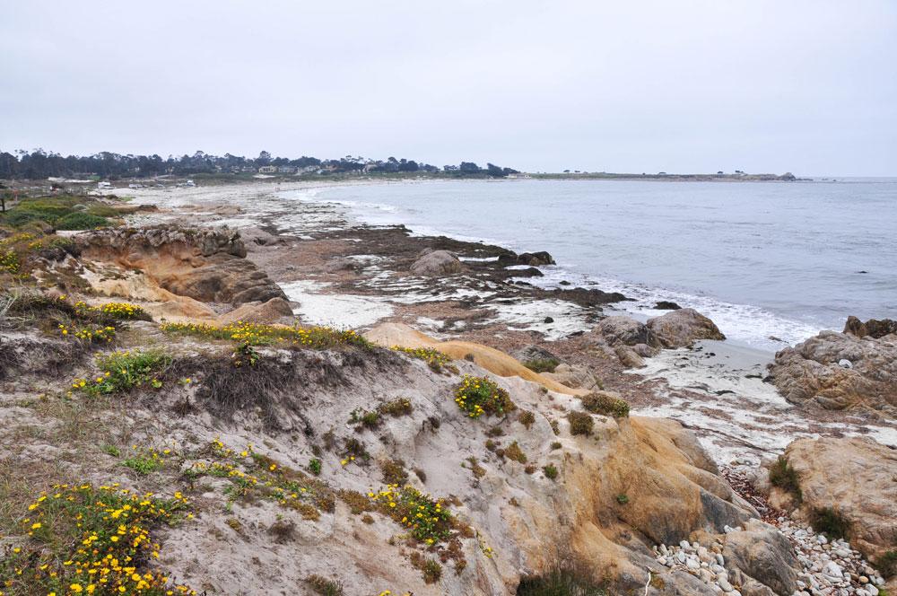 pebble beach 17-mile drive carmel